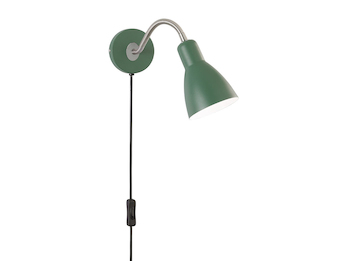 Flexible Honsel Schreibtischlampe pink Retrodesign Leselampe Arbeitsleuchte E27