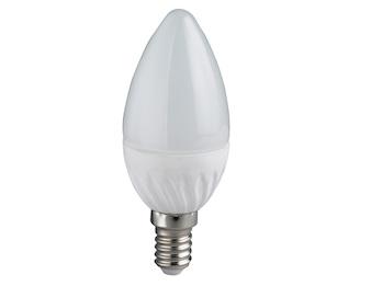 400lm Warmweiß 3 Stufen dimmbar Tropfen LED Leuchtmittel mit E14 Sockel 6 Watt