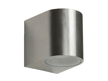SMD-LED Wandleuchte KIMI Metall, downlight, 230Lm, warm, IP44