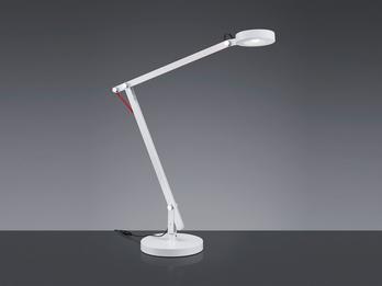 Trio Leuchten LED Tischleuchte Amsterdam 527920102 1x 5 Watt Metall schwarz