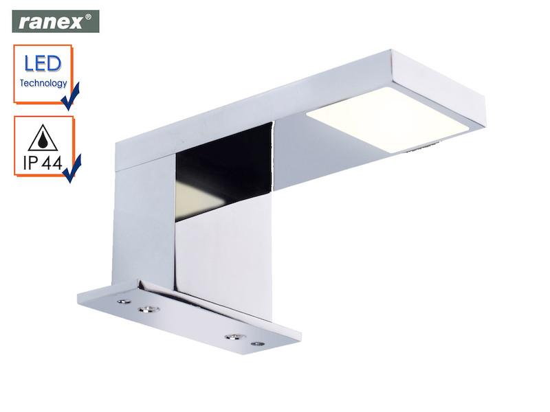 LED Badwandleuchte Lazise Ranex / meine-wunschleuchte.de