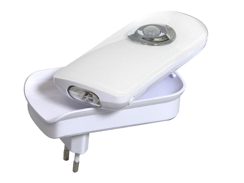 LED Nachtlicht mit Bewegungsmelder für die Steckdose meine