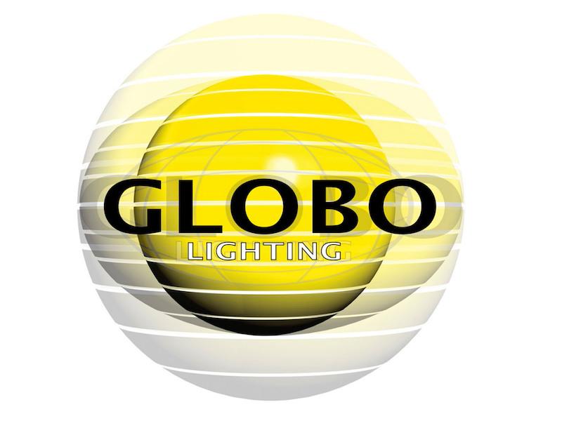 Globo Deckenleuchte FULVA 25cm Glas weiß Deckenlampe Deckenschale Wohnraum Flur