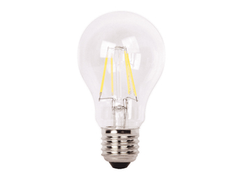 FILAMENT-LED Birne E27, 4 Watt, 450 Lumen, 2700 Kelvin, warmweiß