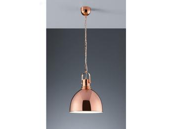 kupferfarben Stehlampe schwenkbar klassisch 140cm Trio-Leuchten