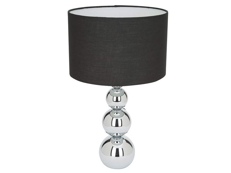 2er-Set Tischleuchten Touchfunktion Leuchtmittel Nachttischleuchte Tischlampe